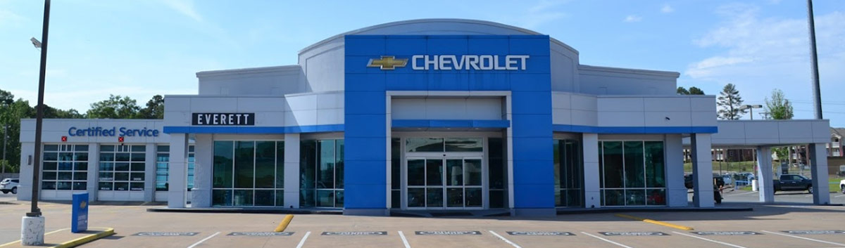 Everett Chevrolet Is A Benton Chevrolet Dealer And A New Car And Used Car Benton Ar Chevrolet Dealership Why Buy Everett Chevrolet Benton Ar