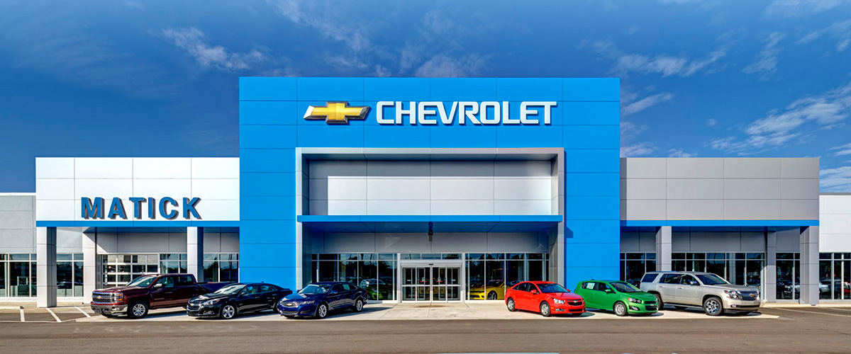 Why Buy From George Matick Chevrolet Mi Chevy Sales Service