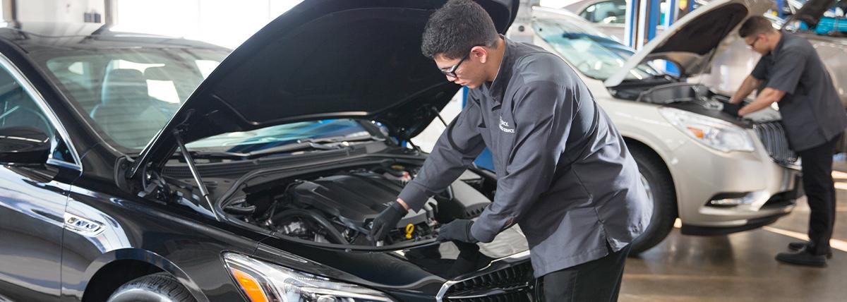 Buick Service Technicians