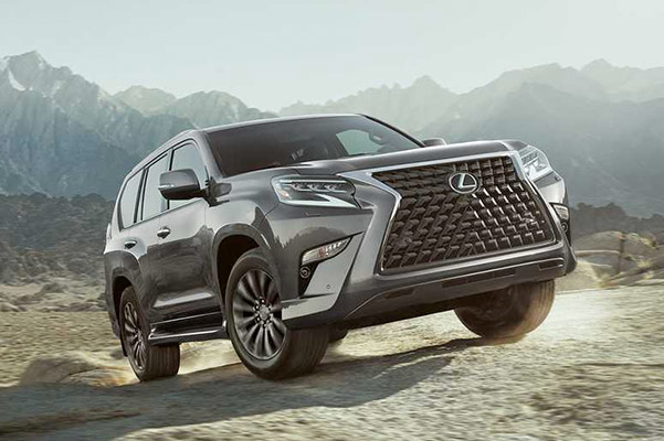 2020 Lexus GX Specs & Safety
