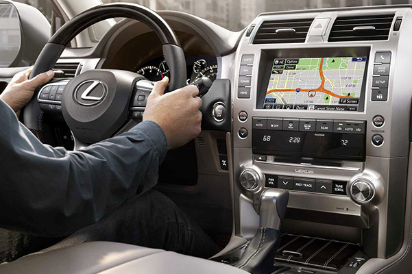 2020 Lexus GX Interior & Tech