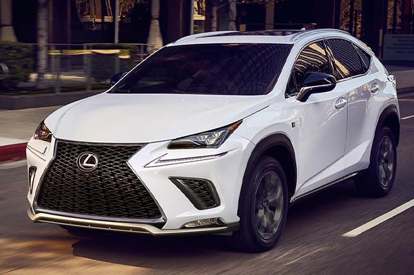 2021 Lexus NX Hybrid