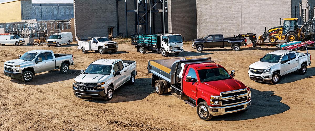 Chevrolet Commercial header