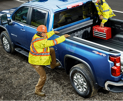 Chevrolet Commercial